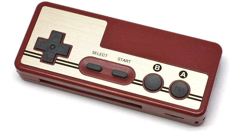Illustration for article titled This Fake Famicom Controller Does Everything But Play Video Games