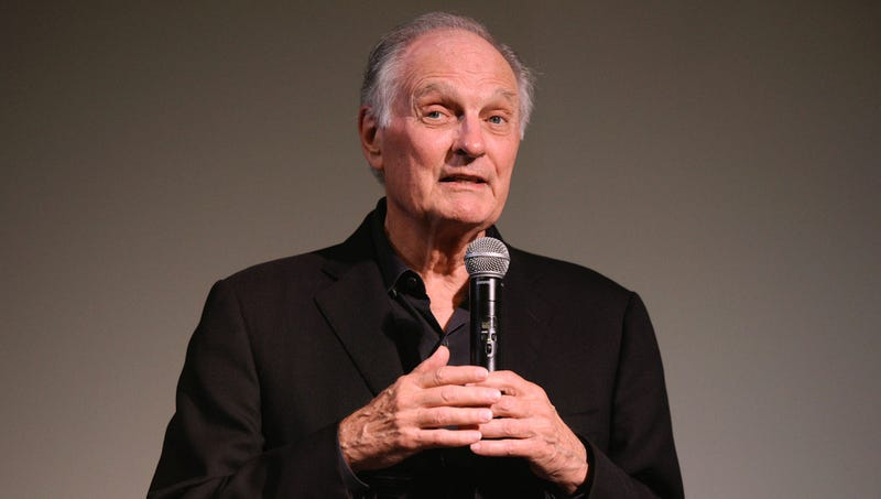Illustration for article titled Alan Alda Realizes It's Less Important Than What's Going On, But Wonders If People Know He's Getting SAG Life Achievement Award