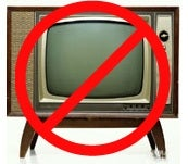 """Illustration for article titled House Proposes """"Do Not Buy This TV"""" Label"""