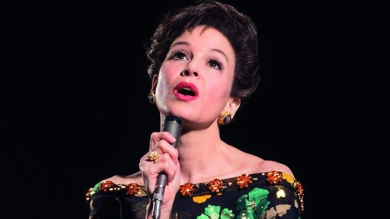 Illustration for article titled I Guess Renée Zellweger DoesLook Like Judy Garland After All