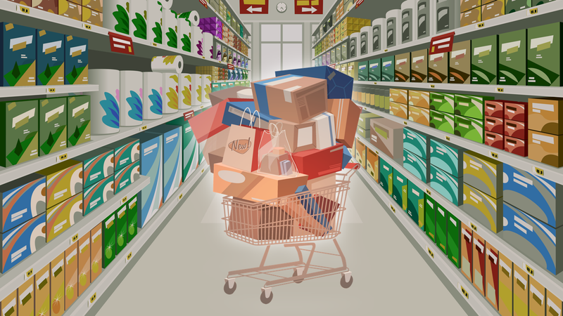 Illustration for article titled 10 Sneaky Ways Retailers Fool You Into Spending More