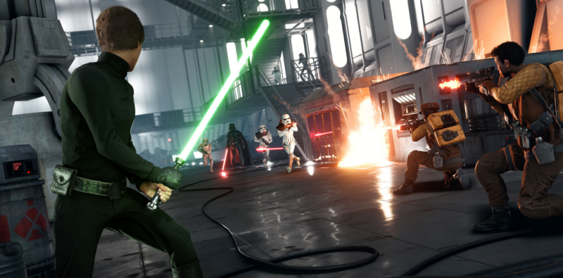 Illustration for article titled Star Wars Battlefront's Matchmaking Is A Mess