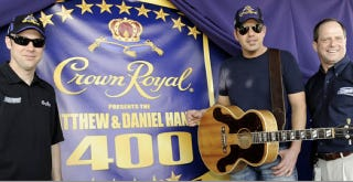 "Illustration for article titled Your ""They Very Well Can't Hold The Crown Royal 400 On The Lord's Day"" Open Thread"