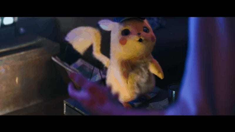 Detective Pikachu Got Remixed With the Voice of Alex Jones and It Just Feels Right Somehow