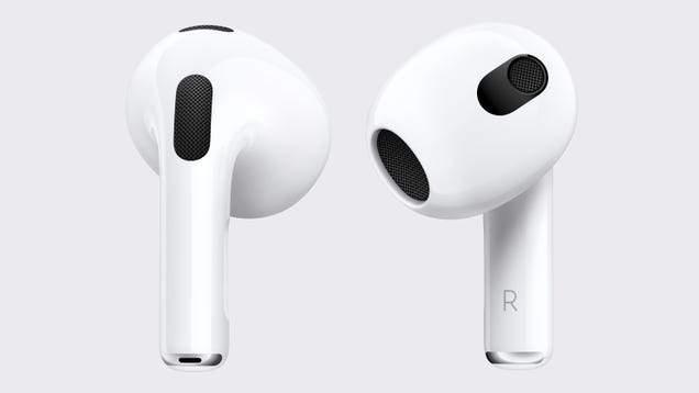 Apple's New AirPods Look Pro, but Are Still Missing Noise Cancellation