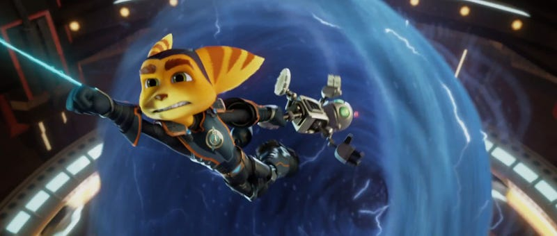 Illustration for article titled Ratchet & Clank Movie Trailer In-Depth
