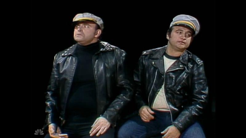 "Illustration for article titled Saturday Night Live (Classic): ""Peter Boyle/Al Jarreau"""