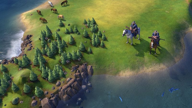 Screenshot: Civilization VI/2K Games