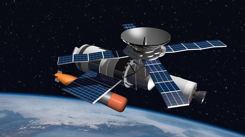 NASA engineers say they could definitely strap a few more torpedos on the telescope if that's what the Pentagon wants.