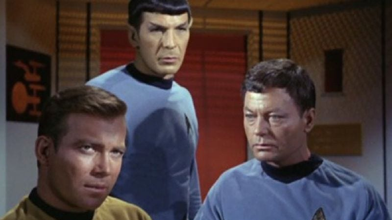 Illustration for article titled CBS (and possibly J.J. Abrams) have put a stop to that long-lost Star Trek episode