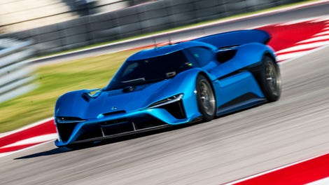 The NIO EP9 Now Claims To Be The Fastest Road Car To Lap The
