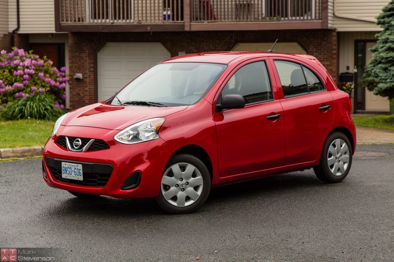 Illustration for article titled The Nissan Micra.