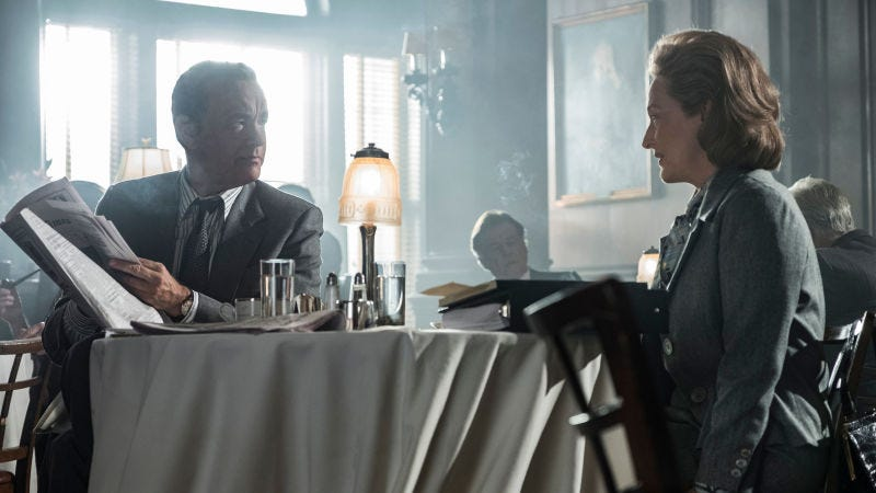 In A Striking Display Of Obliviousness, The Trump White House Has  Reportedly Asked To Screen The Post, Steven Spielbergu0027s Film About The  Washington Postu0027s ...