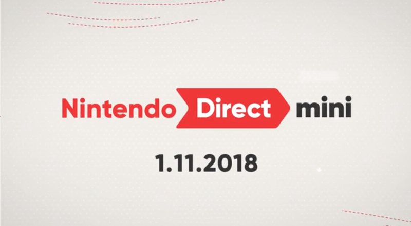 Illustration for article titled Surprise: There's A New Nintendo Direct This Morning
