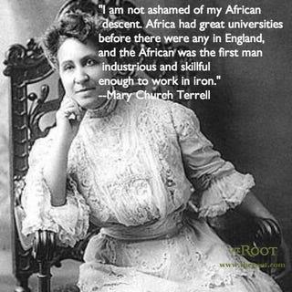 Mary Church Terrell (Wikimedia Commons)