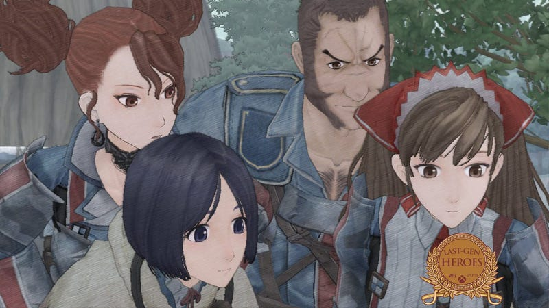 Illustration for article titled Last Gen Heroes: Valkyria Chronicles