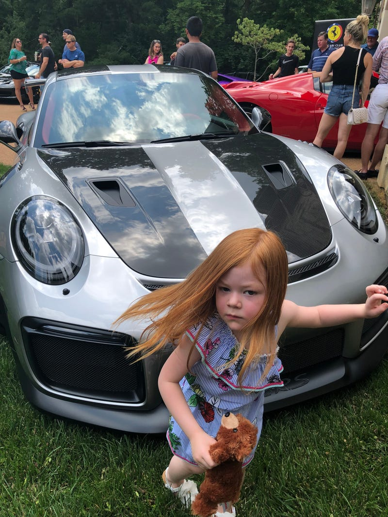 Illustration for article titled My toddler and a GT2 RS