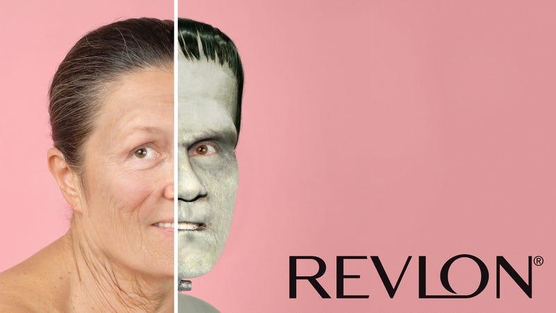 Illustration for article titled Revlon Unveils New Age-Defying Monster Makeup
