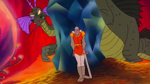 Netflix Is Making A Live-Action Dragon s Lair Movie