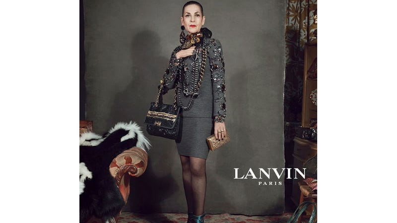 Illustration for article titled Meet The Real People of the Fall Lanvin Campaign