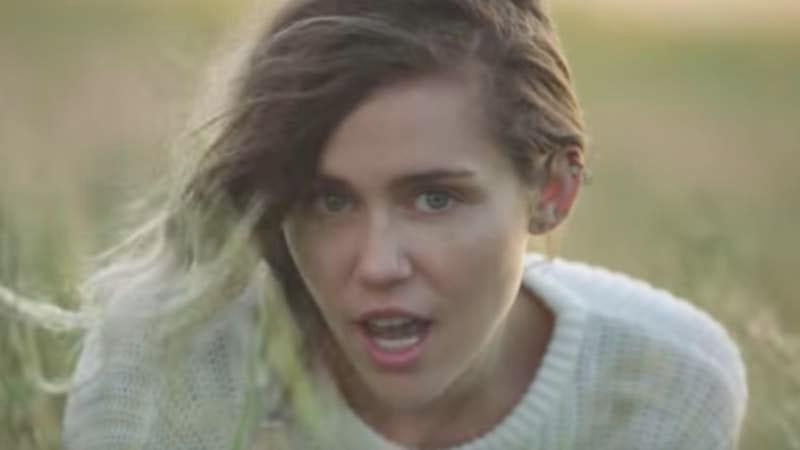 (Screenshot: MileyCyrusVEVO/YouTube)
