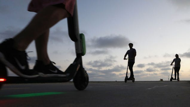 Lime Scooters Hacked to Say Sexual Things to Riders in Australia