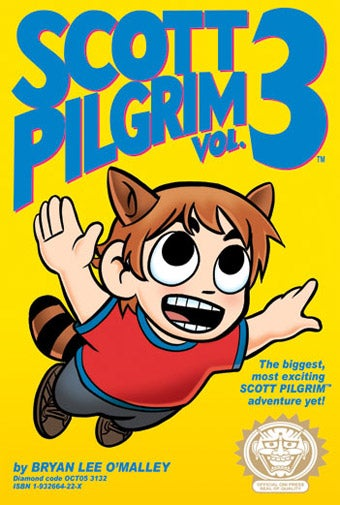 Illustration for article titled Scott Pilgrim VS. Your Game Console