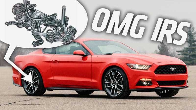 Illustration for article titled The One Tweak To The 2015 Ford Mustang That Will Change It Forever