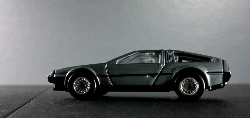 Illustration for article titled The Delorean is back!