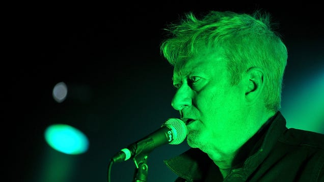 R.I.P. Andy Gill of Gang Of Four