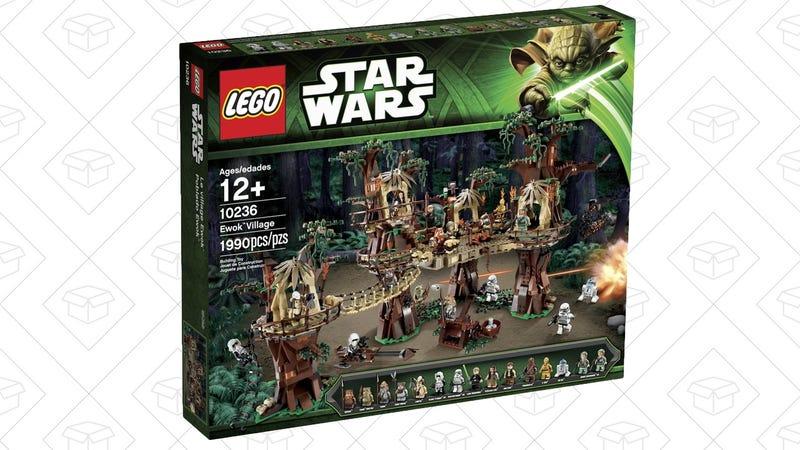 LEGO Star Wars Ewok Village, $219