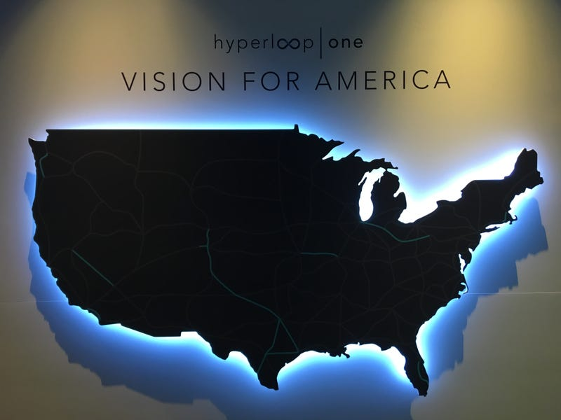 Illustration for article titled I Stared Into the Political Heart of the Hyperloop