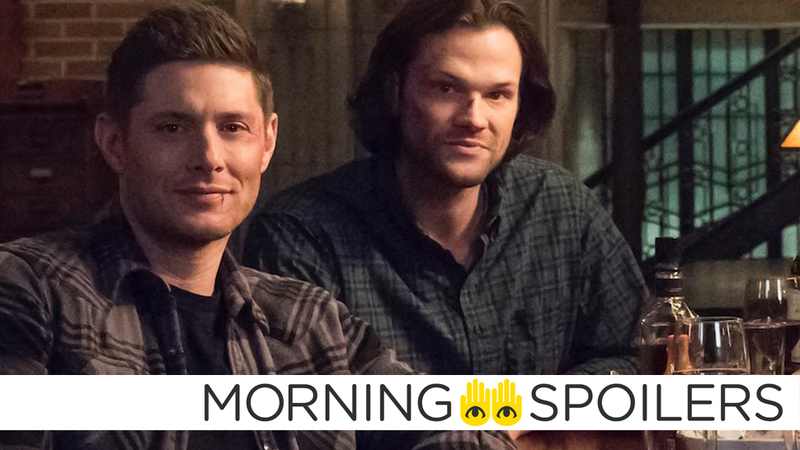 Our First Look at Supernatural's 300th Episode Family Reunion