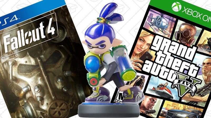 Best Buy 1-Day Video Game Sale