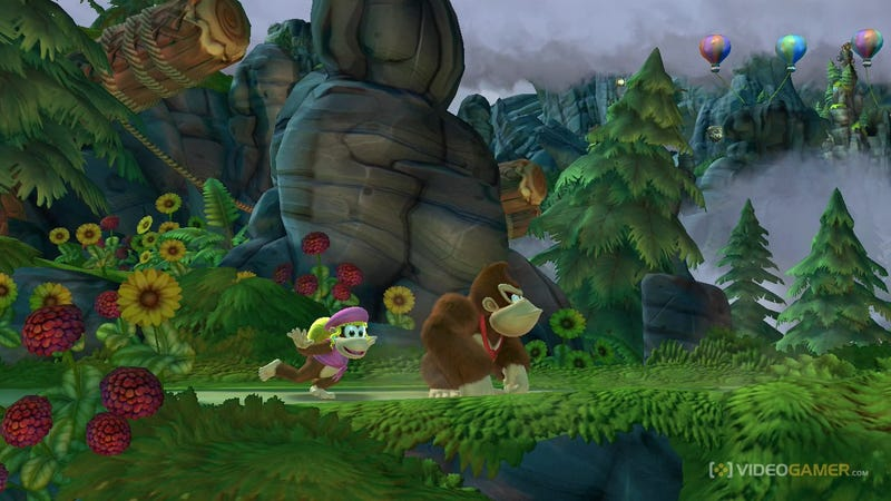 Illustration for article titled TAY BLIP: Donkey Kong Tropical Freeze preorder deal