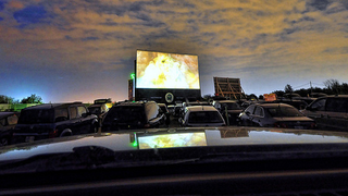 Illustration for article titled So there's a drive-in movie theater here and I own a '69 Chrysler