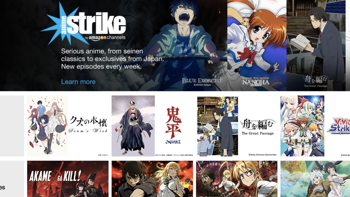The State of Anime: How Legal Anime Streaming Went to Shit
