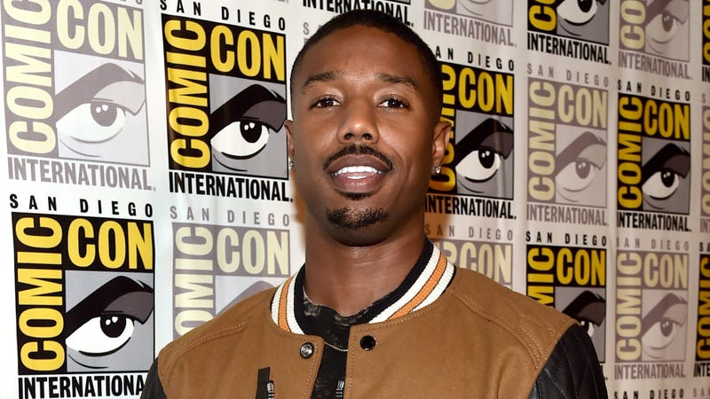 Illustration for article titled Michael B. Jordan to prove his anime fandom by co-producing, starring in new series