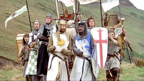 Monty Python and the Holy Grail   $8   Amazon