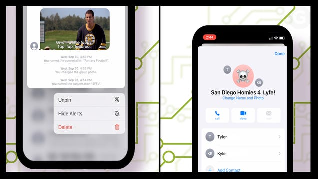 How to Use All the New Messages Features in iOS 14