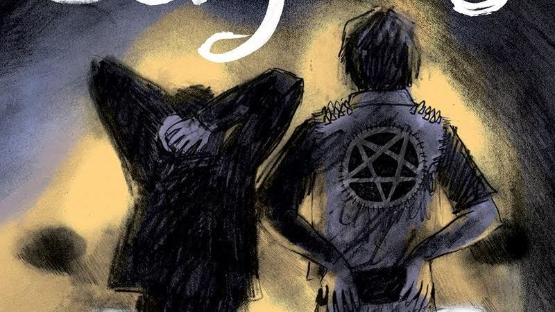Illustration for article titled Koyama exclusive: Anarchist punks hit the road in Gorgeous