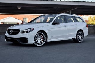 """Illustration for article titled Brabus E63AMG NP or """"I know what I have""""?"""