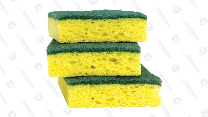 24-Pack Scotch-Brite Heavy Duty Scrub Sponges | $16 | Amazon
