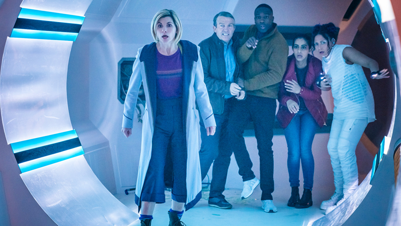 Team TARDIS faces a bizarrely cute threat and the peril of familiarity in this week's Doctor Who.