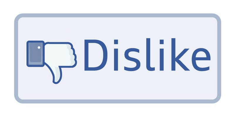 """Illustration for article titled Facebook Is Finally Building a """"Dislike"""" Button"""