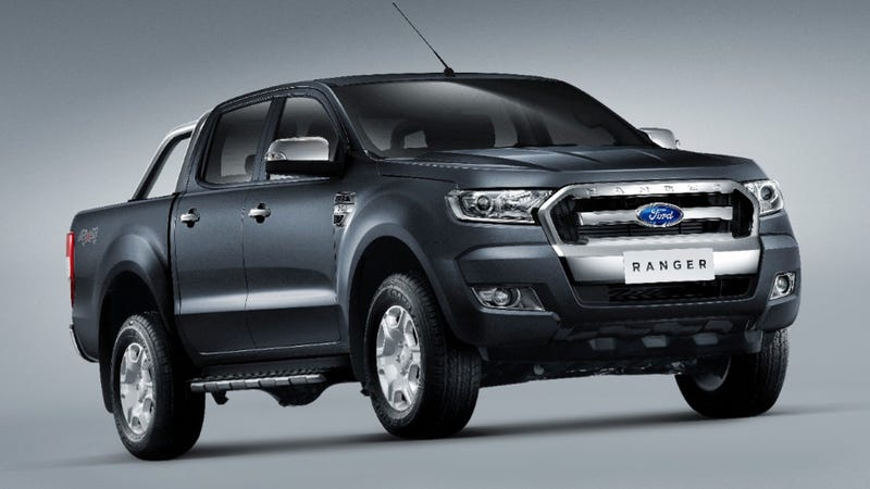 2015 Ford Ranger: This Is It