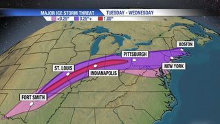Illustration for article titled Cancel or Rebook Your Flight for Free While the Massive Midwest Storm Looms