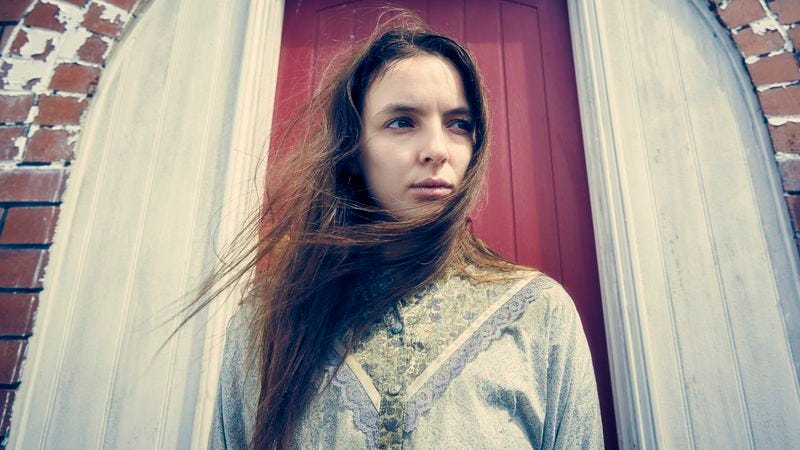 Jodie Comer in Thirteen (Photo: BBC)