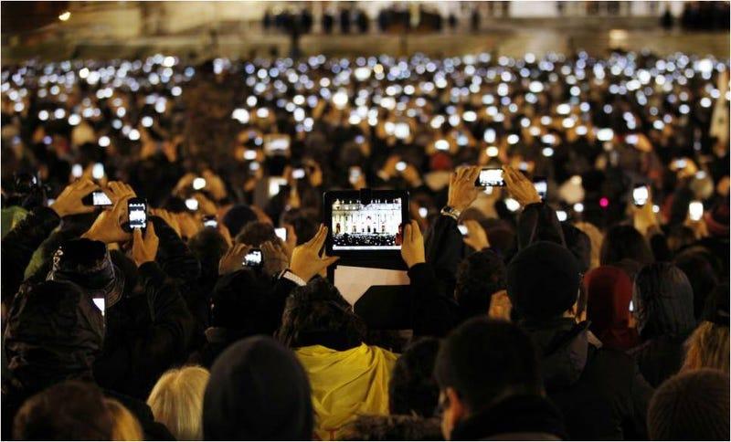 Illustration for article titled 2014: el año en que habrá más móviles que personas en el mundo