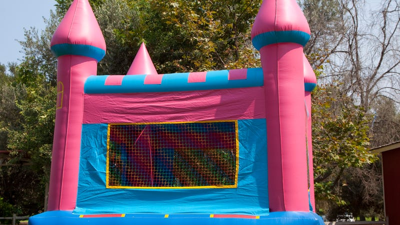 Illustration for article titled Every Parent's Dream: This Moon Bounce Is Just Kids, No Pedophiles!